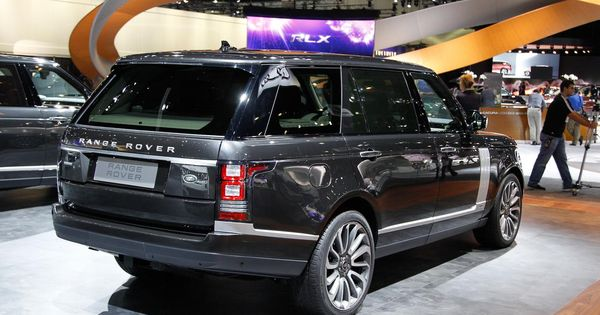 2014 Land Rover >> new 2015 range rover black and silver | 2014 Land Rover Range Rover Autobiography Black Edition ...