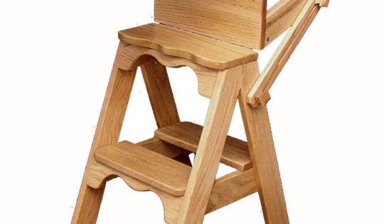 Amish Oak Jefferson Chair Bachelor Chair Onit Or