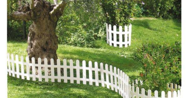 Bordure De Jardin En Plastique Vert H 40 Cm Bordure Jardin Plastique Bordure Jardin Jardins