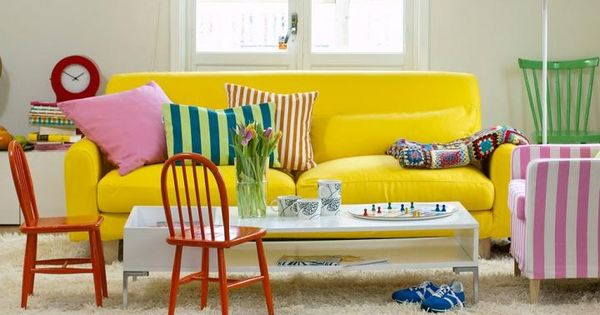 Fundas Personalizadas Para Muebles Ikea Salas Coloridas