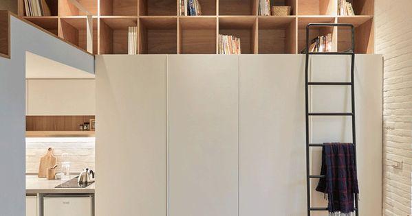 Ideas para micro apartamentos inuk home blog - Armarios espacios pequenos ...