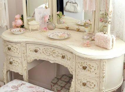 Un hermoso mueble tipo vintage shabby pinterest - Muebles tipo vintage ...