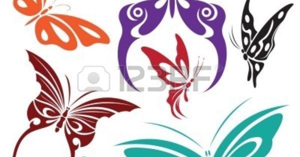 Plantillas de mariposa buscar con google mariposas - Plantillas de mariposas ...