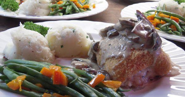 Chicken cordon bleu, Chicken cordon blue and Chicken on Pinterest