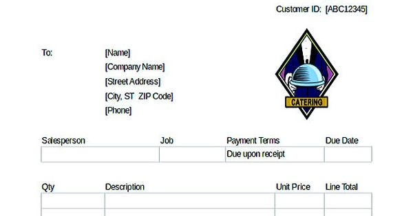 Microsoft Excel Invoice Template , Free Invoice Template Download - free invoice system