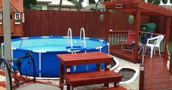 customer image gallery for intex by family size round metal frame pool set