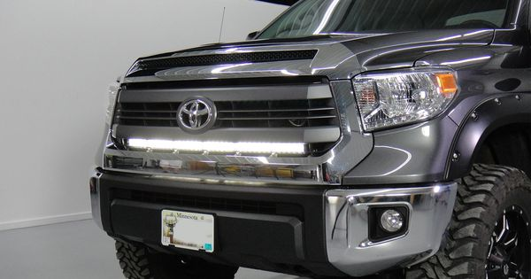 Stealth Light Bar Install For 2015 Toyota Tundra 5 Buy