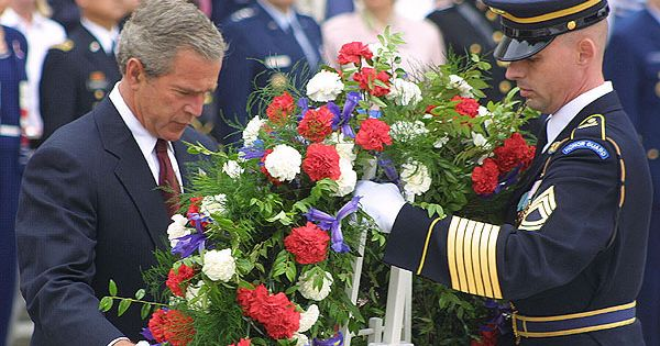 memorial day service ideas