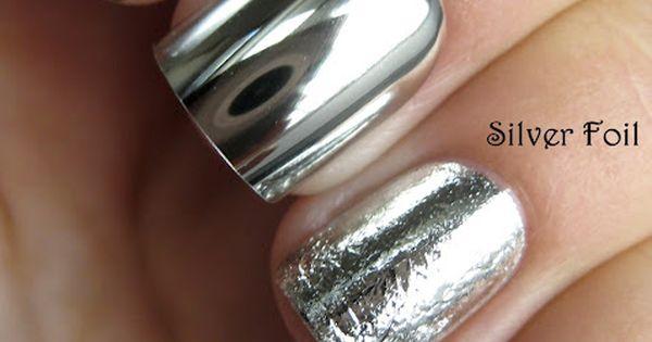 Chrome Nail Comparison: this blog compares the
