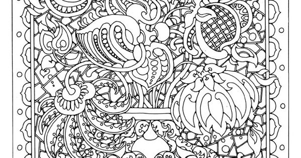Coloring Pages for Adults - Free Large Images | 315x599