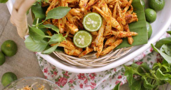 Balinese Chicken (Ayam Pelalah) | Recipe | Balinese ...