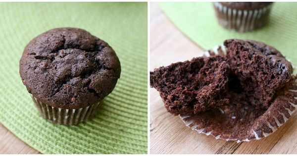 Chocolate banana muffins, Librarians and Muffins on Pinterest