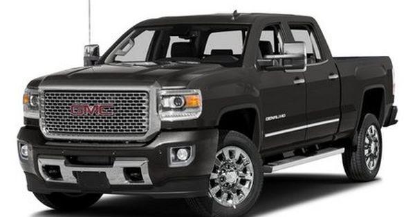 For Sale 2017 Gmc Sierra 2500hd Denali 68 900 Gmc Vehicles