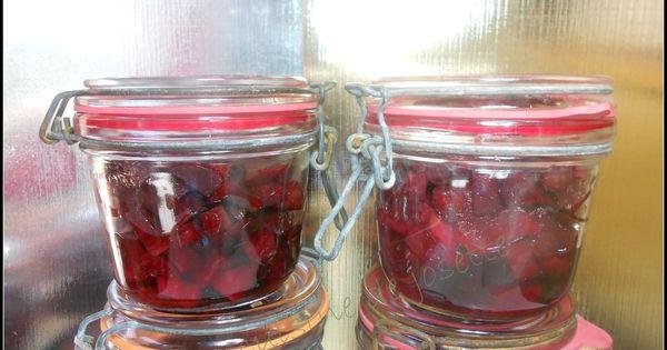 Ma copinaute regine ma demander comment je faisait mes - Comment cuisiner les feuilles de betterave rouge ...