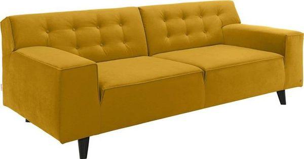 Tom Tailor 2 5 Sitzer Sofa Beige 206cm Nordic Chic In 2020 3 Sitzer Sofa Wohnen