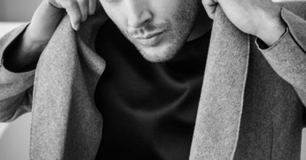 Jensen Ackles' 'Harper's Bazaar' Shoot Will Make Your Mouth Dry | Hollyscoop