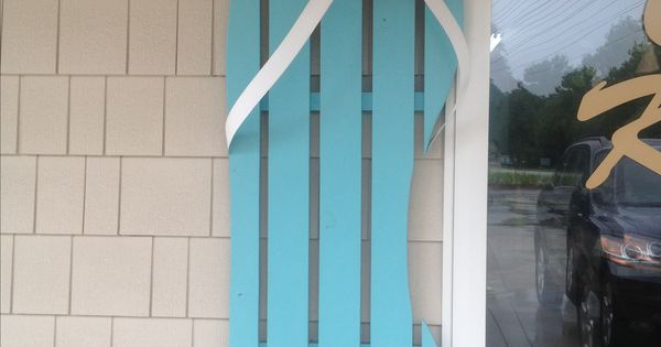 Flip Flop Shutter Beach House Pinterest Cute