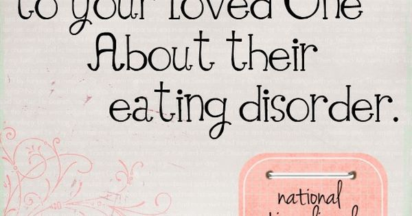 essay on eating disorders