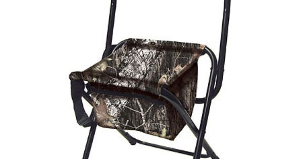 Gander Mountain 174 Gt Gorilla Gear Hi Back Hunting Chair