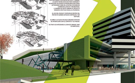 512 718 layout for Laminas arquitectura