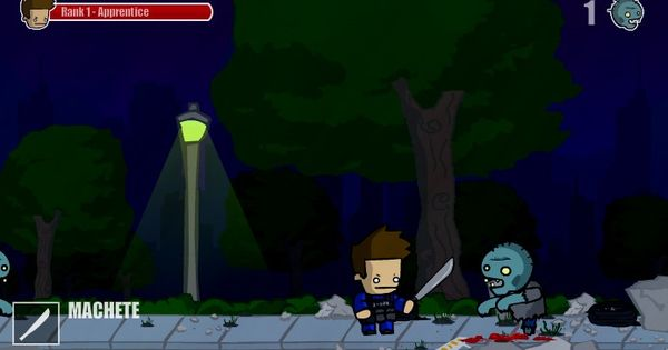 Zombocalypse Unblocked Game New Zombie Best Games News Games