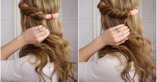 21 easy hairstyles you can wear to work tuck and cover lazy girl