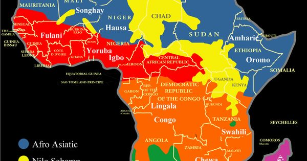 5 Luscious Languages Spoken in Africa That You ... - FluentU