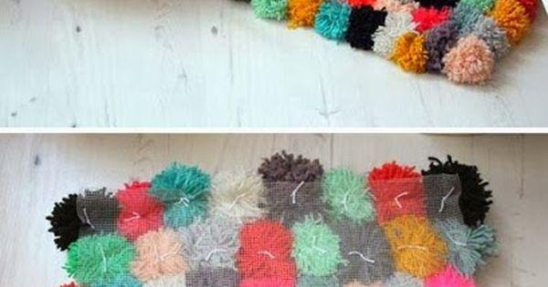 Inspiraci n alfombras de trapillo alfombra trapillo - Antideslizante alfombras ikea ...