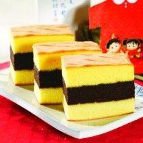 Lapis Surabaya Spesial Sajian Sedap Kue Lapis Makanan Resep Kue