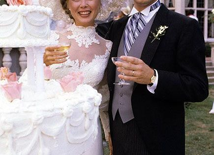 Four weddings celebrity francine reed