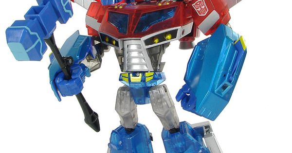power surge optimus prime instructions