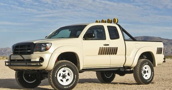 Toyota S Tacoma Truck Concept