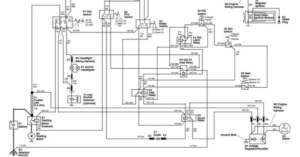 john deere 2305 electrical schematic  john  free engine
