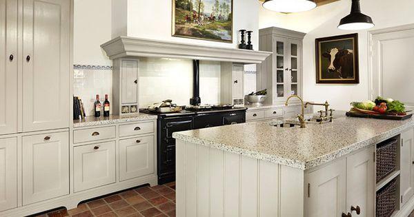 Deze keuken is een goed voorbeeld van een klassieke woonkeuken rijke detaillering is n van de - Woonkeuken american ...