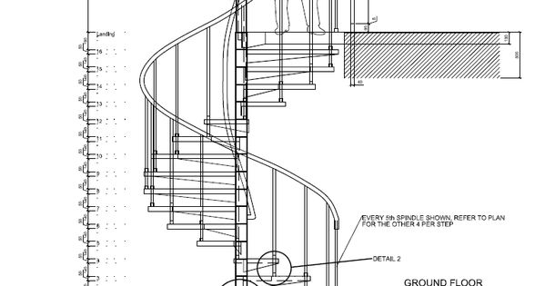 100+ Spiral Stair Section – yasminroohi