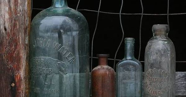 how to clean cloudy antique glass antique glass glasses and bottle. Black Bedroom Furniture Sets. Home Design Ideas