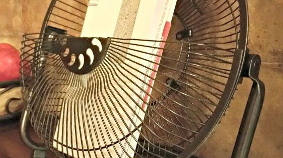Most people throw away broken fans but do this instead to for Repurpose ceiling fan motor