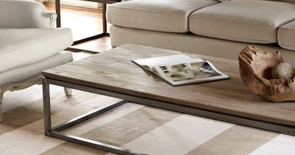 Bleeker Coffee Table William Sonoma Home Coffee Table Home