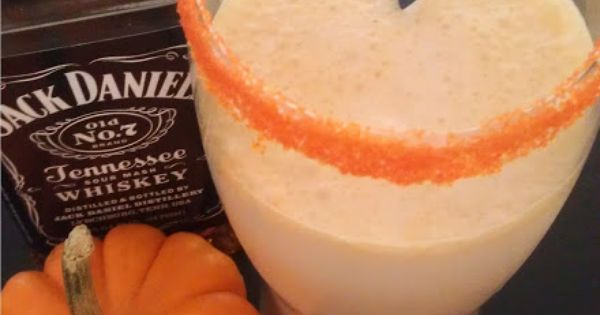Spiked Pumpkin Pie Milkshake | Recipe | Milkshake, Pumpkin ...