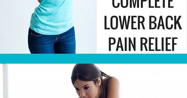 stretches for lower back pain relief pdf