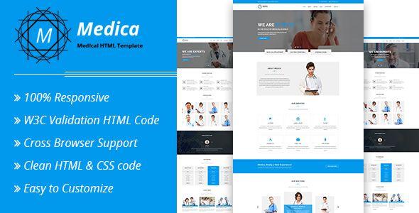 Medica Medical Html Template Http Themeforu Com Webdesign Website Design Responsive Besttemplates Template Templates Template Site Website Template