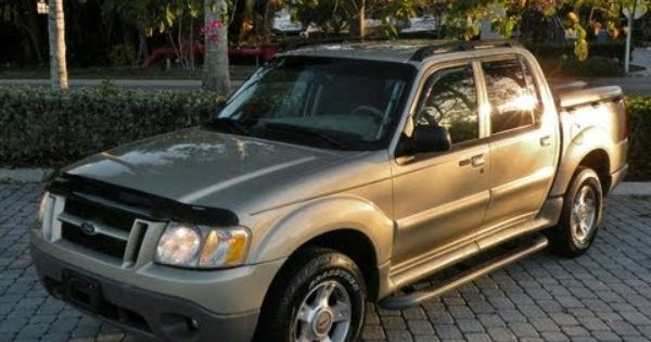 2003 Explorer Sport Trac Xlt With Only 70k Miles For Only 9 900