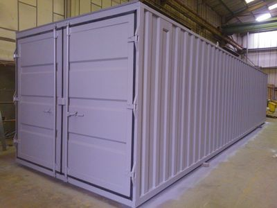 10ft Wide Containers Containers Direct Storage Containers For Sale Shipping Container Container House