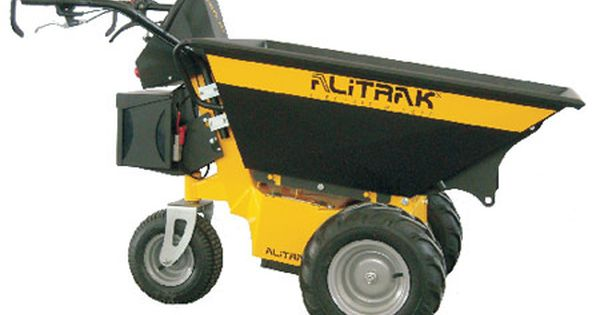 Alitrak Australia Battery Electric Wheelbarrows
