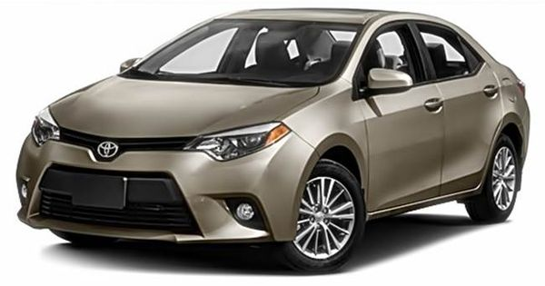 2017 Toyota Corolla Le Eco Premium Review Malaysia Run Are The Days With The Toyota Corolla Being The Minimum Fam Toyota Corolla Le Toyota Corolla Corolla Le
