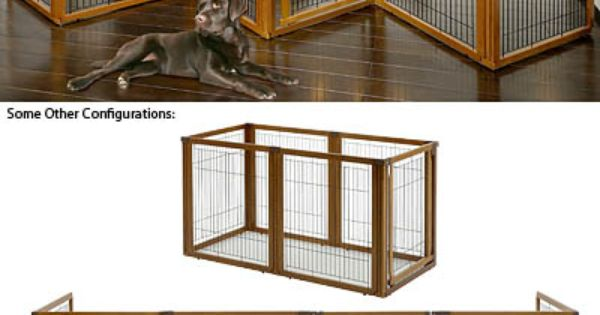 free standing pet fence 2