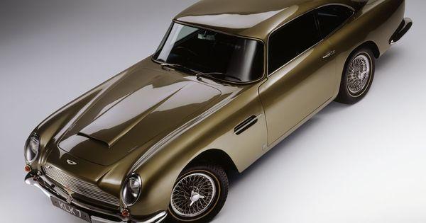 Aston Martin Dream Cars