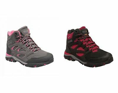 Regatta Childrens Holcombe Iep Walking Boots High Rise Hiking