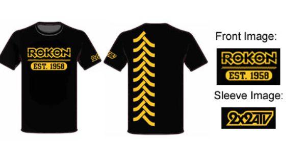 Rokon Legend Shirt 15 Off Road Motorcycle Shirts Sleeves