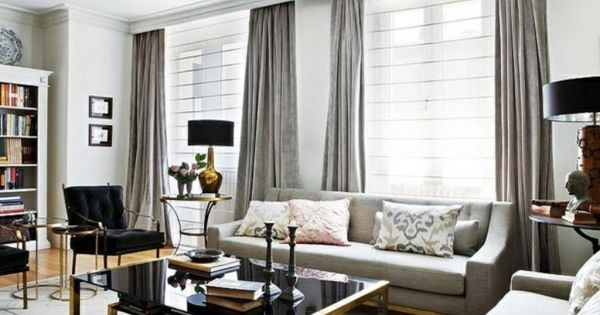 wohnzimmer moderne gardinen moderne wohnzimmer fenstergestaltung and gardinen modern wohnzimmer. Black Bedroom Furniture Sets. Home Design Ideas